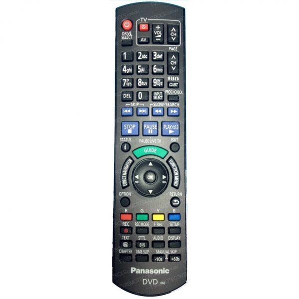 PANASONIC N2QAYB000479 Digital Video Recorder Remote Control