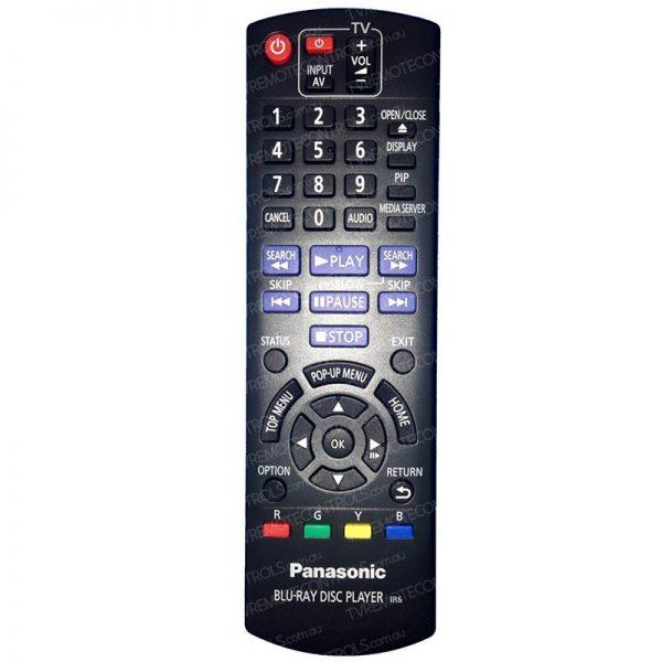 PANASONIC N2QAYB000580 Blu-ray Remote Control