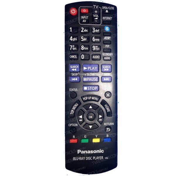 PANASONIC N2QAYB000726 BLU-RAY Remote Control