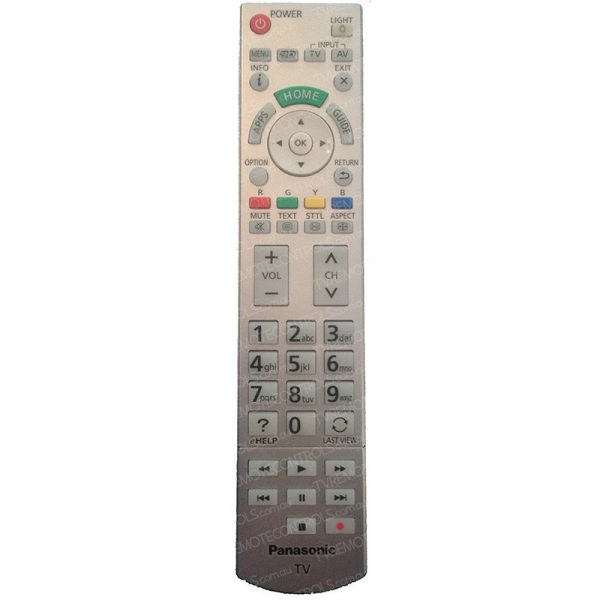 PANASONIC N2QAYB000858 LED LCD TV Remote Control