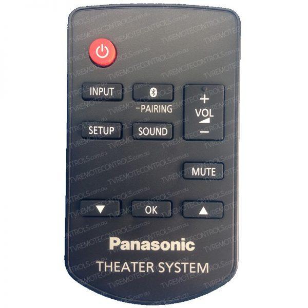 PANASONIC N2QAYC000098 HOME THEATRE Remote Control