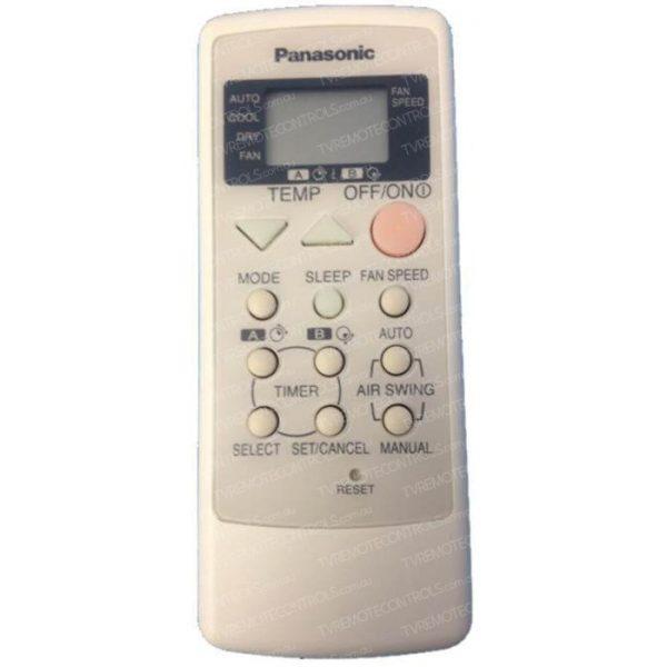 PANASONIC CWA75C2315 Air Conditioner Remote Control