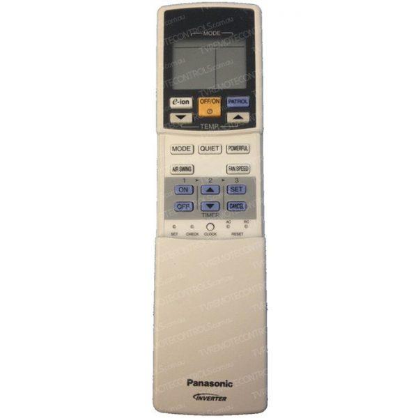 PANASONIC CWA75C3109 Air Conditioner Remote Control