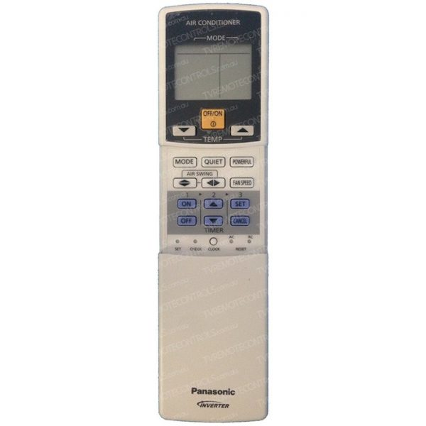 PANASONIC CWA75C3217 Air Conditioner Remote Control