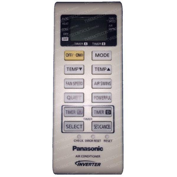 GENUINE PANASONIC CWA75C3755 Air Conditioner Remote