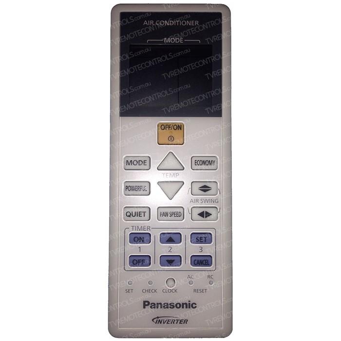 PANASONIC CWA75C3832 Air Conditioner Remote Control