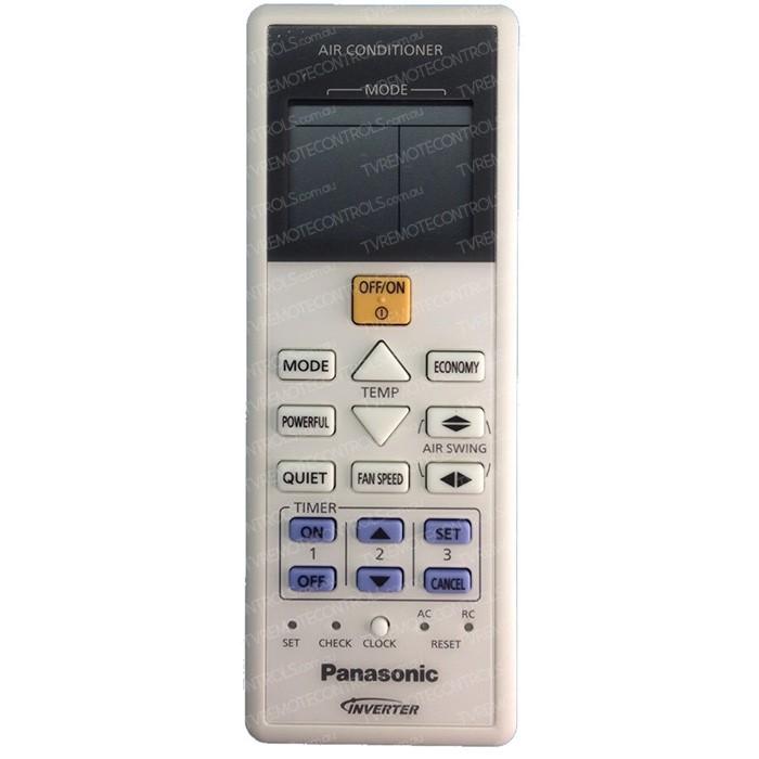 PANASONIC CWA75C4147 Air Conditioner Remote Control