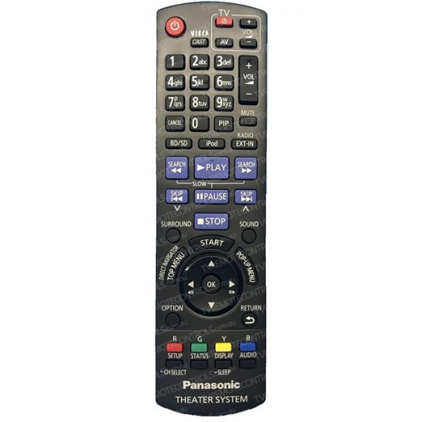 GENUINE PANASONIC N2QAKB000073 Remote Control