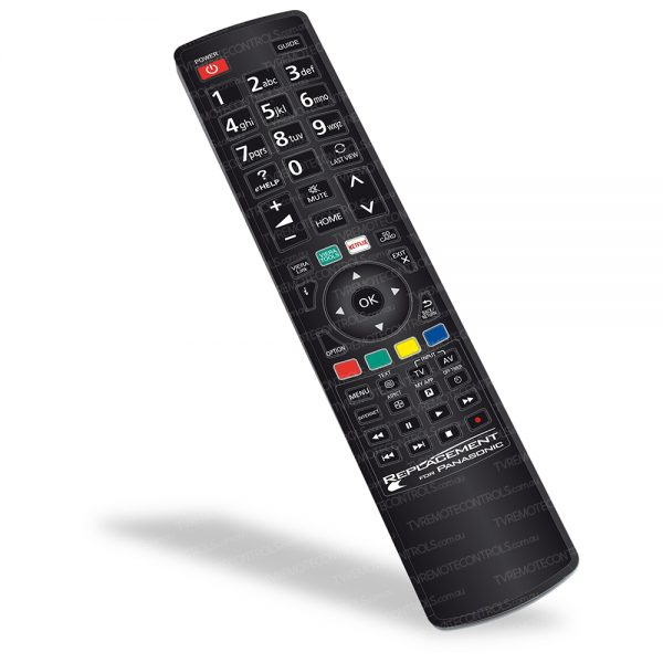 Replacement UNIVERSAL PANASONIC TV Control Remote
